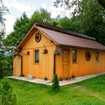 Building Your Own Log Cabin For Your Garden
